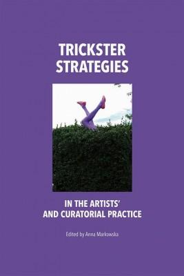 okładka Trickster Strategies, Ebook | Anna  Markowska