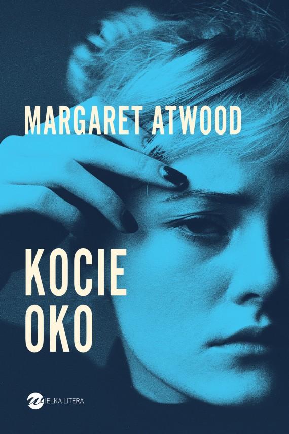 okładka Kocie oko. Ebook | EPUB, MOBI | Margaret Atwood, Magdalena Konikowska