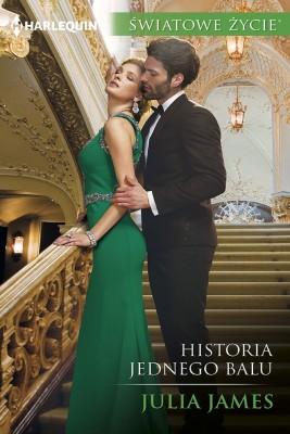 okładka Historia jednego balu, Ebook | Julia James