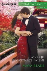 okładka W kraju kwitnącej wiśni. Ebook | EPUB,MOBI | Maya Blake