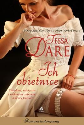 okładka Ich obietnice, Ebook | Tessa Dare