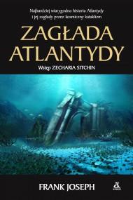okładka Zagłada Atlantydy. Ebook | papier | Frank Joseph, Agnieszka Kowalska