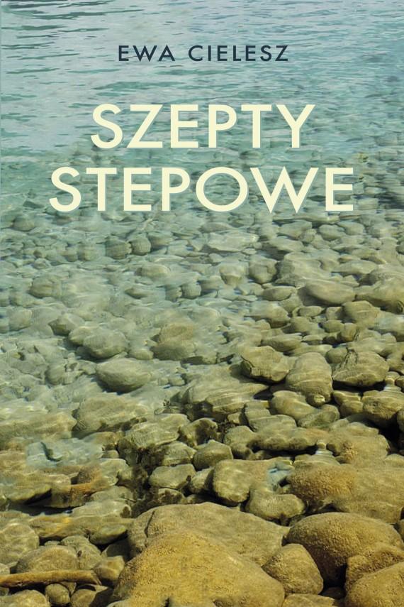 okładka Szepty stepoweebook | EPUB, MOBI | Ewa Cielesz