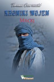 okładka Kroniki wojen: Macki, Ebook | Tomasz, Robert Czarnecki