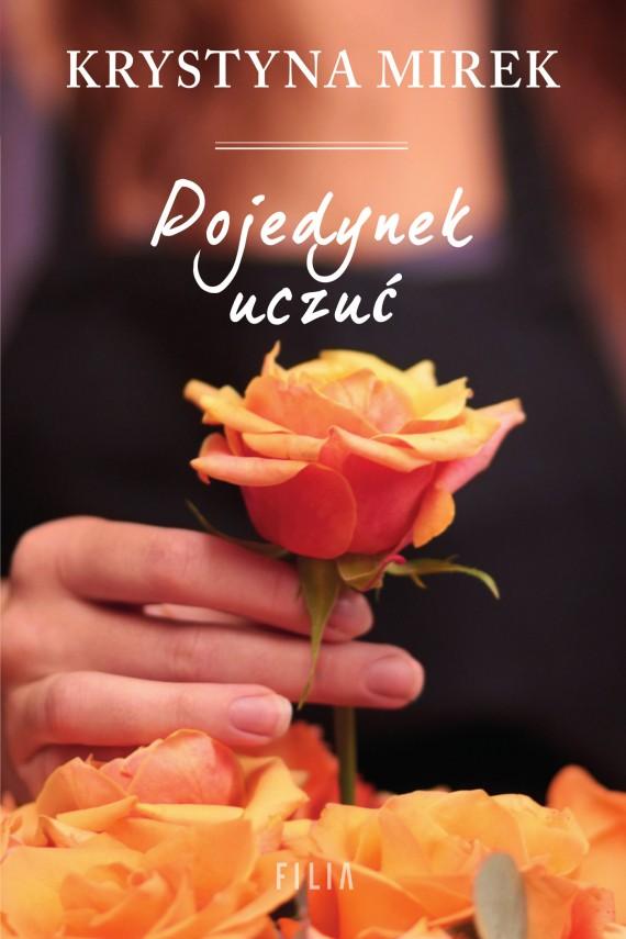okładka Pojedynek uczućebook | EPUB, MOBI | Krystyna Mirek