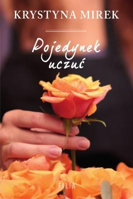 okładka Pojedynek uczuć, Ebook | Krystyna Mirek