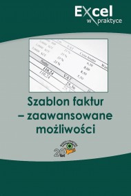 okładka Szablon faktur – zaawansowane możliwości. Ebook | Praca zbiorowa