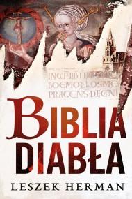 okładka Biblia diabła, Ebook   Leszek Herman