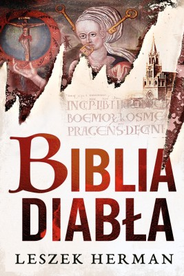okładka Biblia diabła, Ebook | Leszek Herman