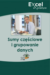 okładka Sumy częściowe i grupowanie danych. Ebook | papier | Praca zbiorowa