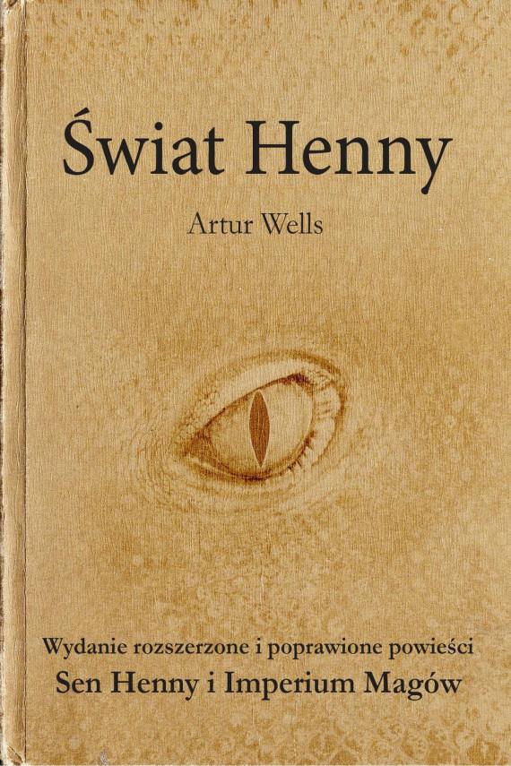 okładka Świat Henny. Ebook   EPUB, MOBI   Artur  Wells
