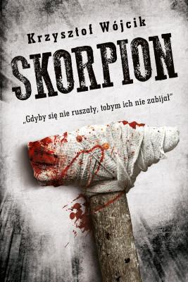okładka Skorpion, Ebook | Krzysztof Wójcik