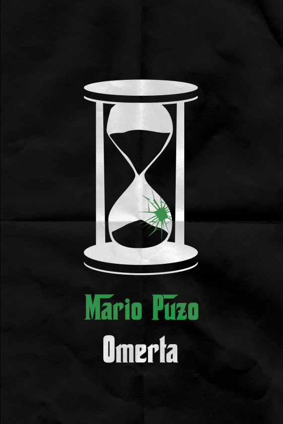 okładka Omerta. Ebook | EPUB, MOBI | Mario Puzo