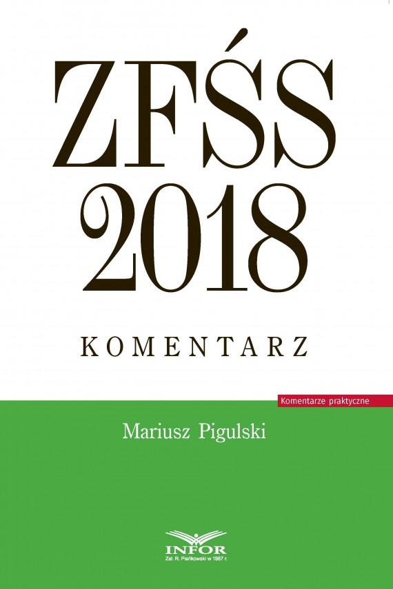 okładka Zakładowy Fundusz Świadczeń Socjalnych 2018 Komentarzebook | PDF | Mariusz  Pigulski