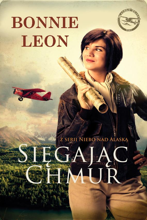 okładka Sięgając chmur. Ebook | EPUB, MOBI | Bonnie Leon
