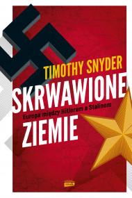 okładka Skrwawione ziemie, Ebook | Timothy Snyder