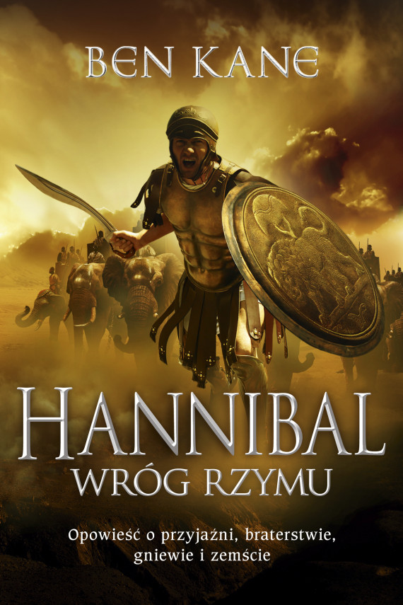 okładka Hannibal. Wróg Rzymuebook | EPUB, MOBI | Ben Kane