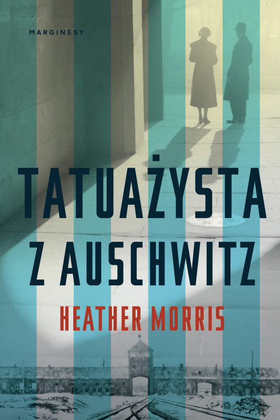 okładka Tatuażysta z Auschwitz. Ebook | EPUB, MOBI | Heather  Morris