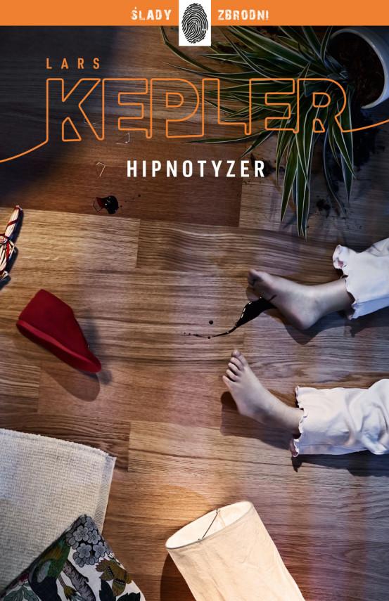 okładka Cykl z komisarzem Jooną Linną (#1). Hipnotyzerebook | EPUB, MOBI | Lars Kepler