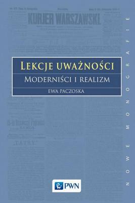 okładka Lekcje uważności, Ebook | Ewa Paczoska
