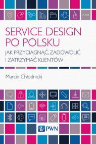 okładka Service Design po polsku. Ebook | Marcin  Chłodnicki