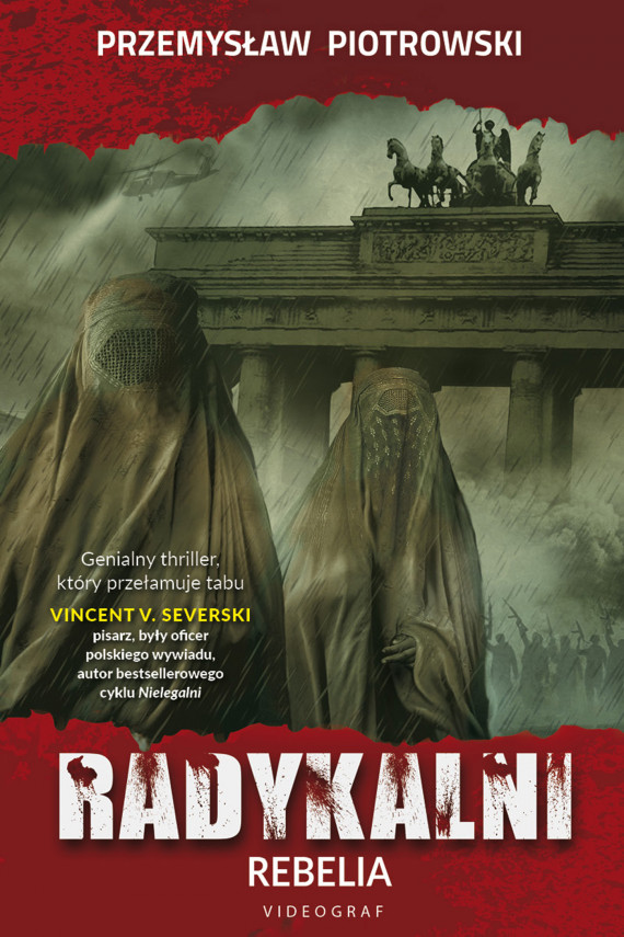 okładka Radykalni. Rebeliaebook | EPUB, MOBI | Przemysław Piotrowski