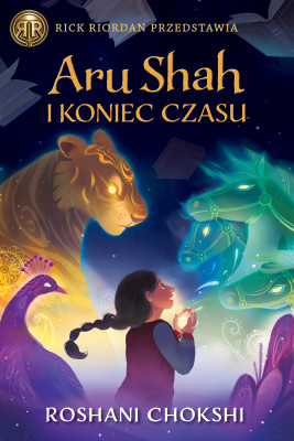 okładka Aru Shah i koniec czasu, Ebook | Roshani Chokshi