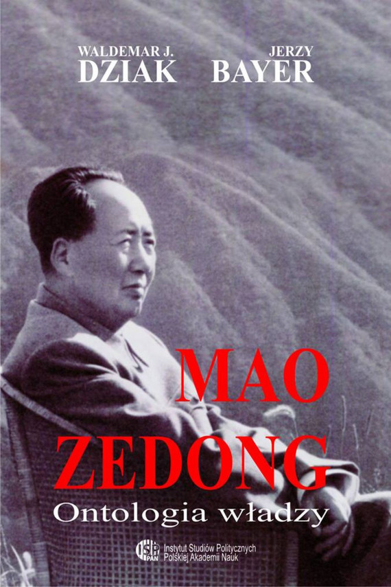 okładka Mao Zedong. Ebook | PDF | Jerzy  Bayer, Waldemar J.  Dziak