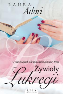 okładka Żywioły Lukrecji, Ebook | Laura Adori