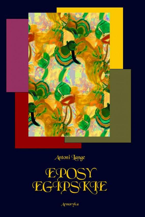 okładka Eposy egipskieebook | PDF | Antoni Lange