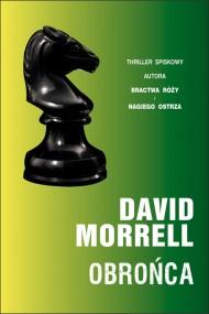 okładka Obrońca. Ebook | EPUB,MOBI | David Morrell