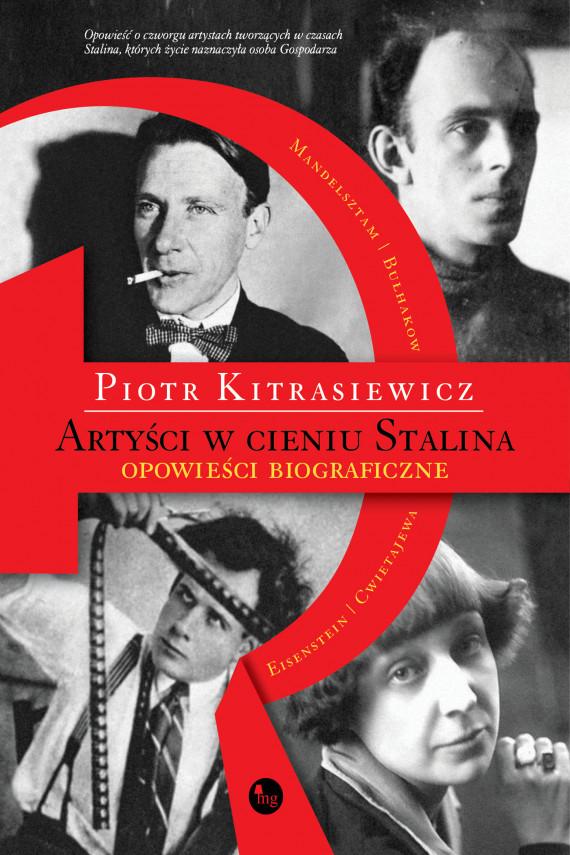 okładka Artyści w cieniu Stalinaebook   EPUB, MOBI   Piotr Kitrasiewicz