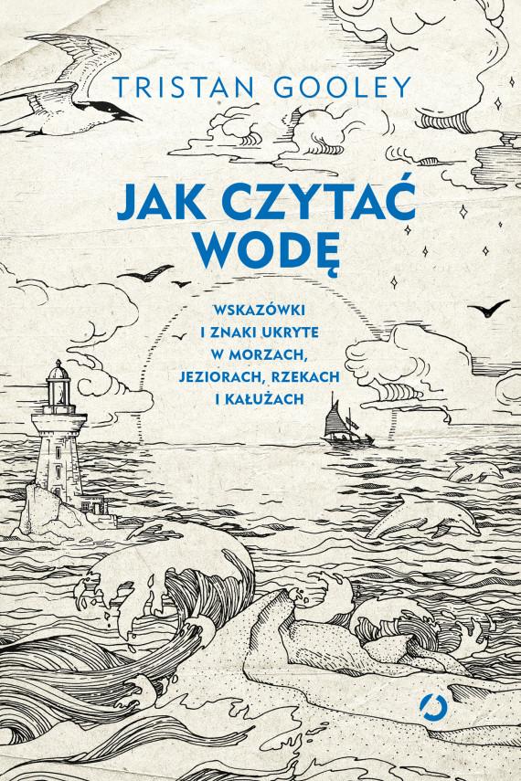 okładka Jak czytać wodęebook | EPUB, MOBI | Tristan Gooley