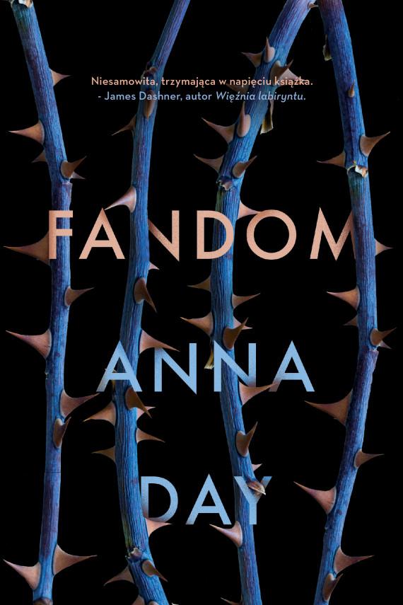 okładka Fandomebook | EPUB, MOBI | Anna Day