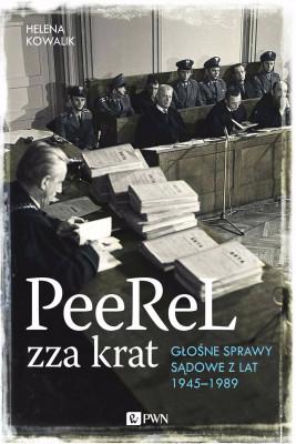 okładka PeeReL zza krat, Ebook | Helena Kowalik