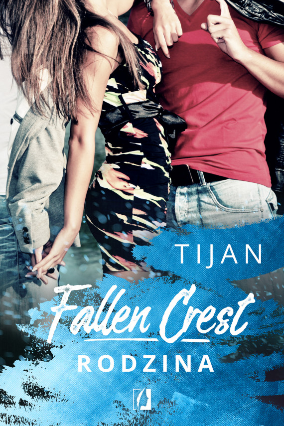 okładka Fallen Crest. Rodzinaebook | EPUB, MOBI | Tijan Meyer