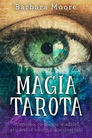okładka Magia Tarota, Ebook   Barbara Moore