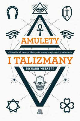 okładka Amulety i talizmany, Ebook | Richard Webster