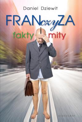 okładka Franczyza, Ebook | Daniel Dziewit