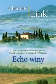 okładka Echo winy. Ebook | EPUB,MOBI | Charlotte Link