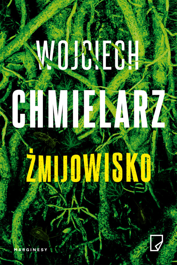 okładka Żmijowisko. Ebook | EPUB, MOBI | Wojciech Chmielarz