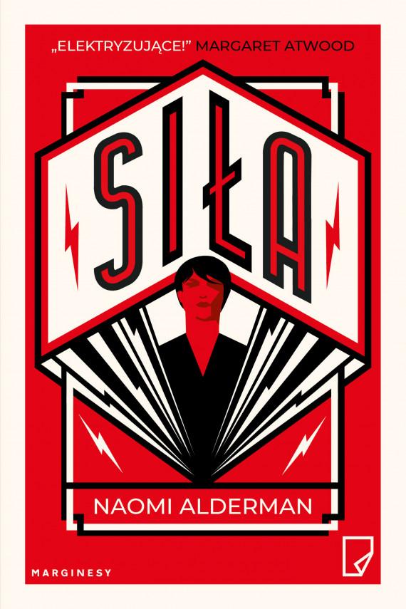okładka Siłaebook | EPUB, MOBI | Naomi Alderman, Małgorzata Glasenapp