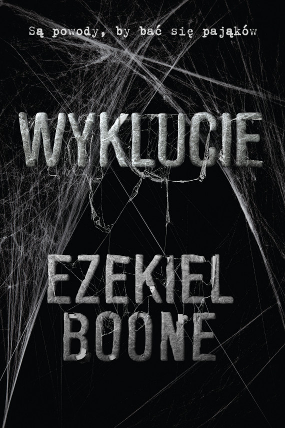 okładka Wyklucie. Ebook | EPUB, MOBI | Michał Jóźwiak, Ezekiel Boone