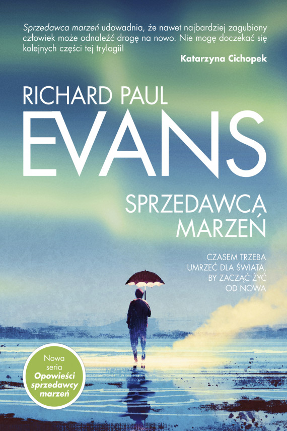 okładka Sprzedawca marzeń. Ebook | EPUB, MOBI | Richard Paul Evans