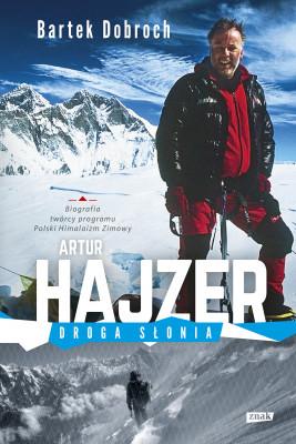 okładka Artur Hajzer, Ebook | Dobroch Bartłomiej