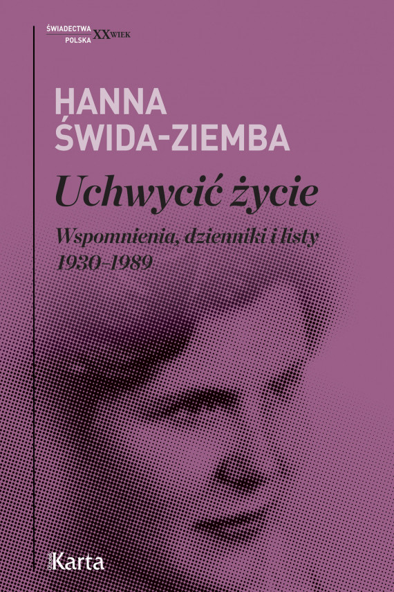 okładka Uchwycić życieebook | EPUB, MOBI | Dominik Czapigo, Świda-Ziemba Hanna