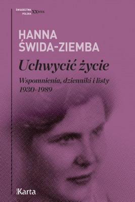 okładka Uchwycić życie, Ebook   Dominik Czapigo, Świda-Ziemba Hanna