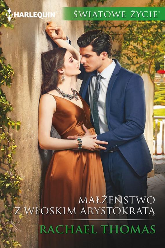 okładka Małżeństwo z włoskim arystokratąebook | EPUB, MOBI | Rachael Thomas