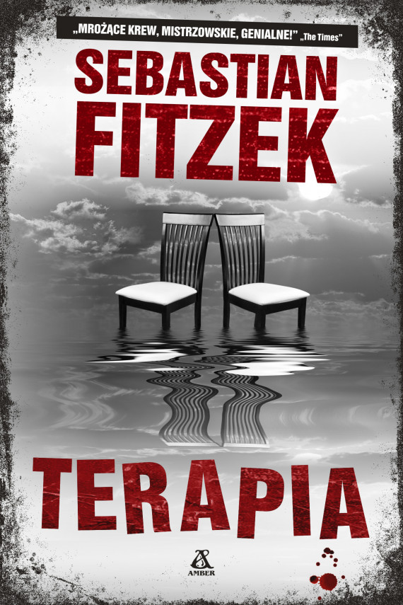 okładka Terapiaebook | EPUB, MOBI | Sebastian Fitzek, Barbara Tarnas