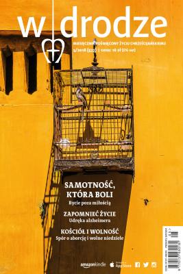 okładka miesięcznik W drodze nr 5/2018, Ebook | Opracowanie zbiorowe